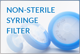 Non Sterile Syringe Filters